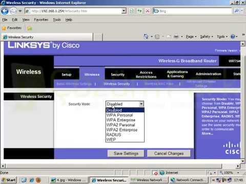LinkSYS Marka Router Accesspoint Kurulumu - TeknoRehber