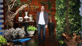 Chris Pratt Talks About His Too-Cute Family