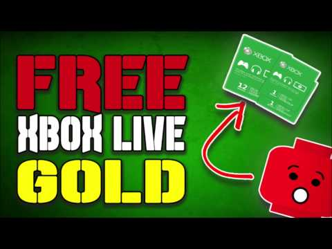 How To Get FREE XBOX LIVE GOLD: Unlimited free xbox live gold | New working glitch 2017