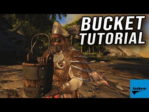 Atlas - How to Craft & Use a Bucket