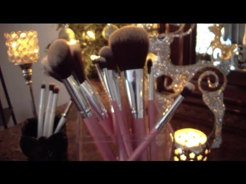 ♥My Brush Collection PINK Ebay Brushes!