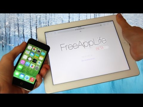 FreeAppLife How To Get iOS 6.1.3 Paid Apps Free Without Jailbreak Cydia iPhone, iPod Touch & iPad