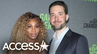 Serena Williams' Husband Alexis Ohanian Resigns From Reddit