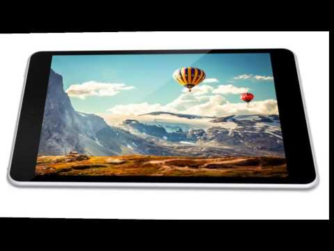 Nokia Tab N1 - Android 5.0 Lollypop First Look