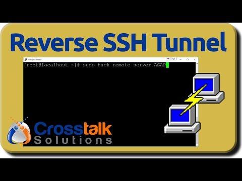 Reverse SSH Tunnel