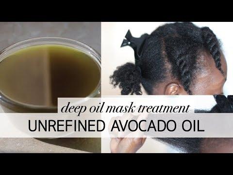 Avocado Oilfor Natural Hair