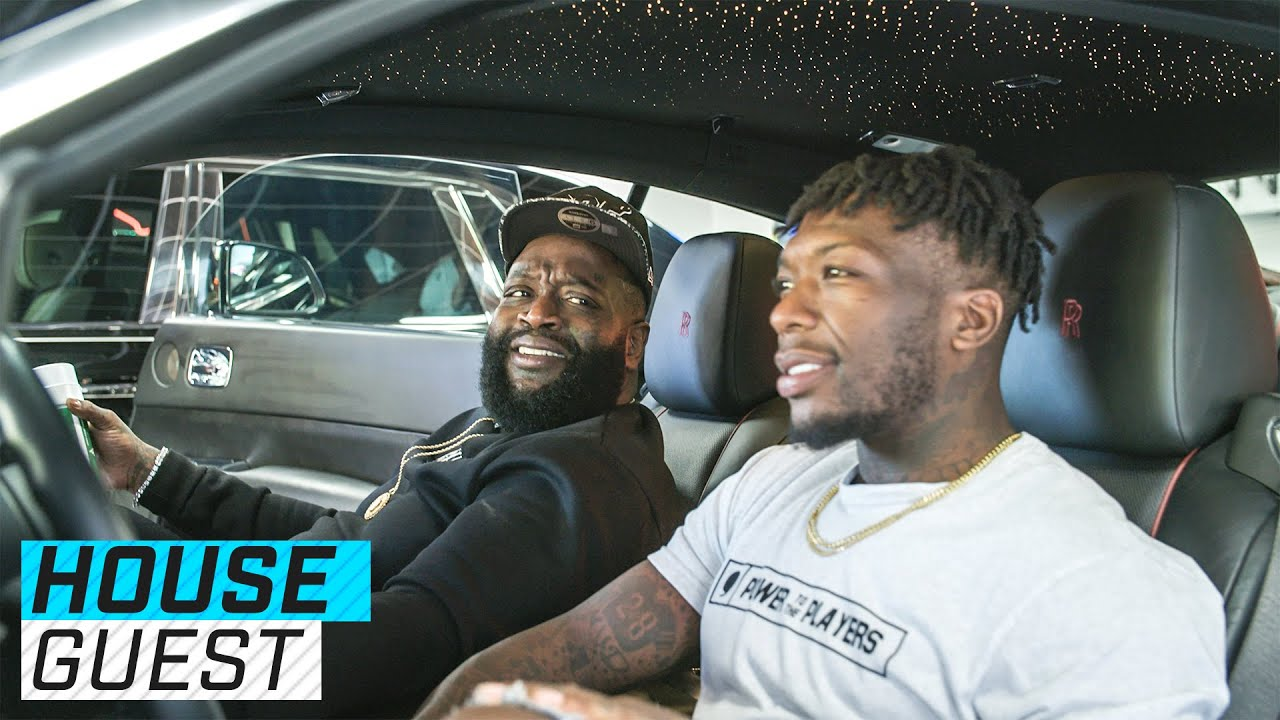 Rick Ross' 254-Acre Atlanta Mansion   Houseguest with Nate Robinson   The Players' Tribune