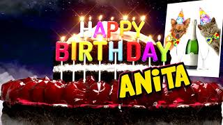 Happy Birthday Anita Didi Music Jinni