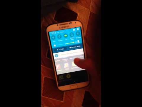 How To Take Screenshot Galaxy S4  i9505