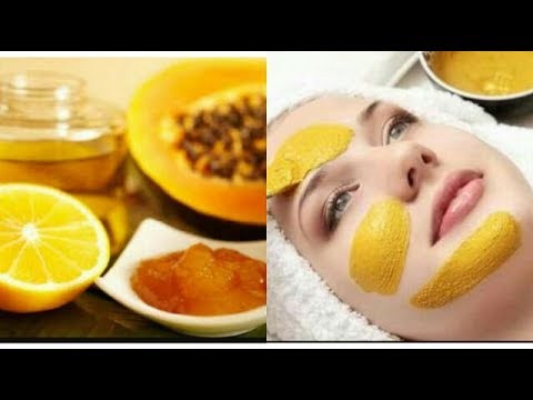 5 ☆ Instant Glowing Skin Mask for Diwali Festival/ Indian beauty face pack for glowing skin.