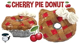 Diy Deco Squishy Tutorial Cherry Pie