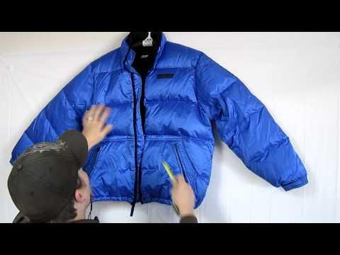 Coat and Jacket Measurement Description