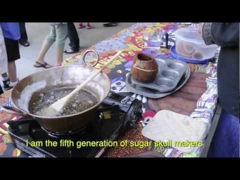 The Making of Sugar Skulls