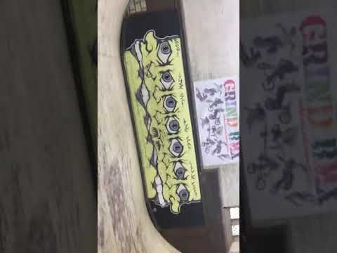 8 year old half pipe skaterham