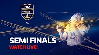 FIFA eWorld Cup 2019™ - Semi Finals - Arabic Audio