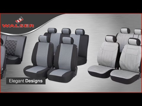 Walser Car Seat Covers