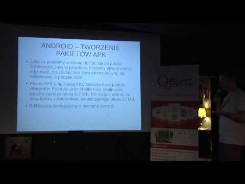 PyStok 8 - Tworzenie aplikacji mobilnych w języku Python i Kivy