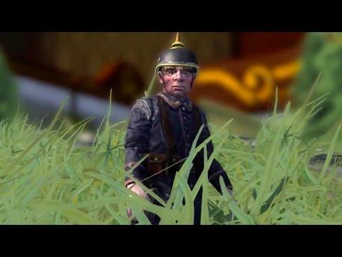 Toy Soldiers: War Chest - Wave Focus