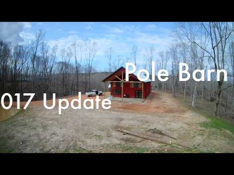 Pole Barn House Update March 23 17