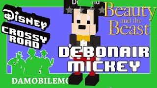★ Disney Crossy Road Secret Characters Diamond   DEBONAIR MICKEY + NEW FEATURES EXPLAINED (BATB)