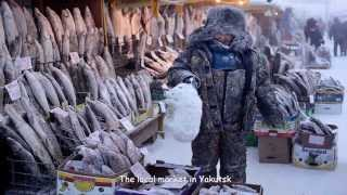 Coldest Village on Earth (HD1080p)