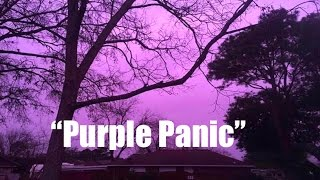 """""""Purple Panic"""" 