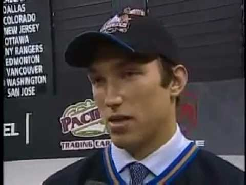 NHL alexander ovechkin entry draft 2004