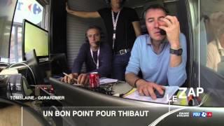 Tour de France - Etape 8 : Le Zap (Tomblaine - Gérardmer)