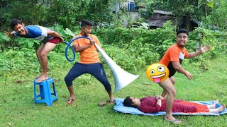 Must Watch New Funny Video 2020_Top New Comedy Video 2020_Try To Not Laugh_Episode 146 By FunKiVines