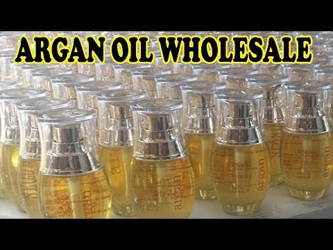 Argan Oil Wholesale - Bulk And Private labeling