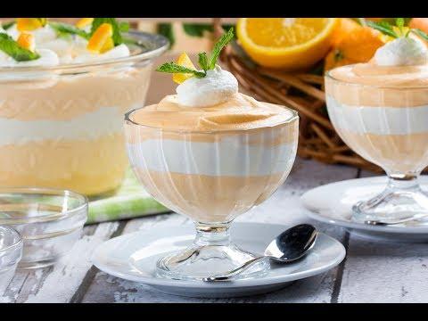 Dreamy Creamy Pudding
