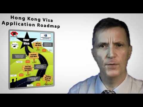 Hong Kong Visa Application Roadmap - Sign Up Now - It's Free!