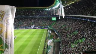 O MUNDO SABE QUE | Sporting CP 1-2 Real Madrid | Champions League 2016/2017
