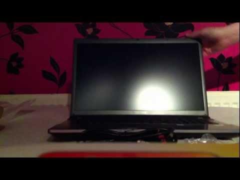 Unboxing Samsung series 5, 17inc 1TB 8GB-RAM 2GB Graphics, & blue ray player