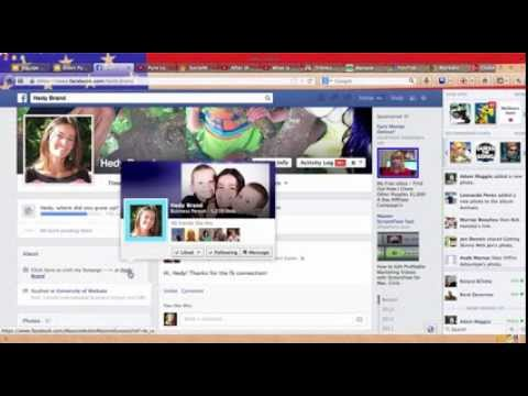 Facebook Profile URL | Clickable Links