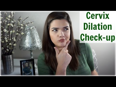 Cervix Dilation Check up