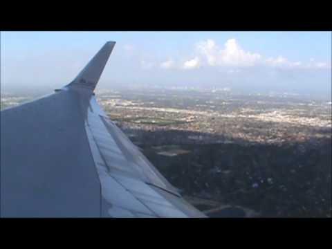 Miami (MIA) to Orlando (MCO) - American Airlines flight 1990 (31Jul2012)