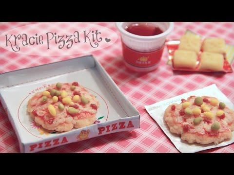 Kracie Popin' Cookin' Japanese Candy Kit - DIY Pizza   SoCraftastic
