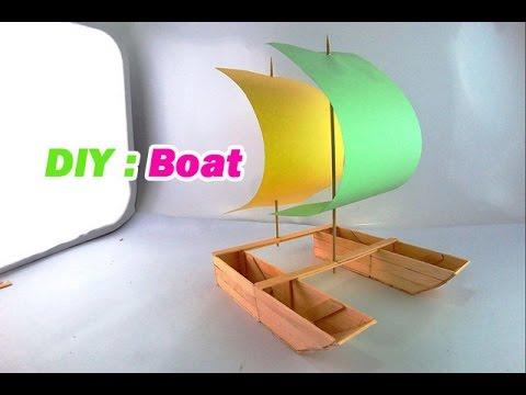 DIY Simple Boat
