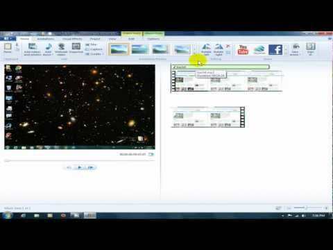 Windows Live Movie Maker Tutorial Music & Stuff
