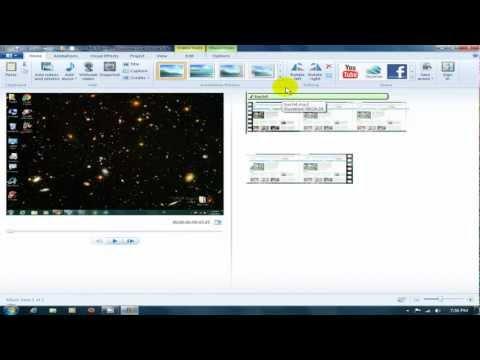 Windows Live Movie Maker Tutorial Music & Stuff