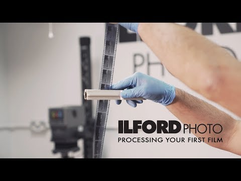 Processing Black & White Film