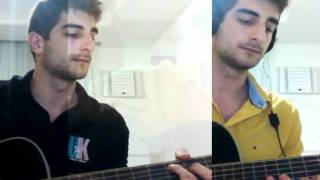 Chitão & Xororó - Saudade da Minha Terra ( COVER BY diou e Dione )