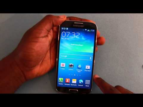 Samsung Galaxy S4 Screenshot Machen Deutsch