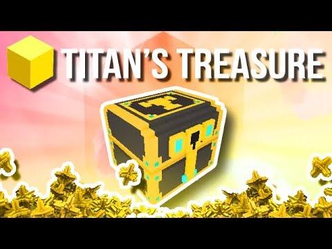 Trove - Titan's Treasures | Quickest Flux I ever made |