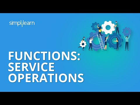 Functions: Service Operations | ITIL V3 Foundation Training