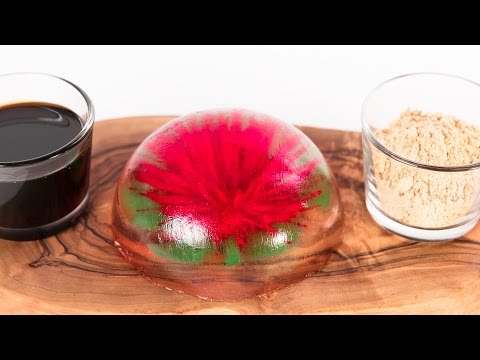 How to Make a Raindrop Cake (Three Ways)
