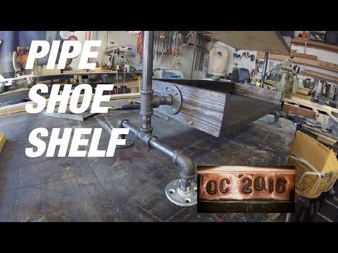 DC. Pipe Shelf