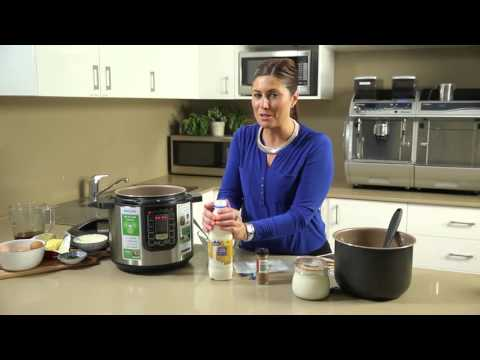 All-in-One Cooker: Making Yoghurt | Philips | HD2137
