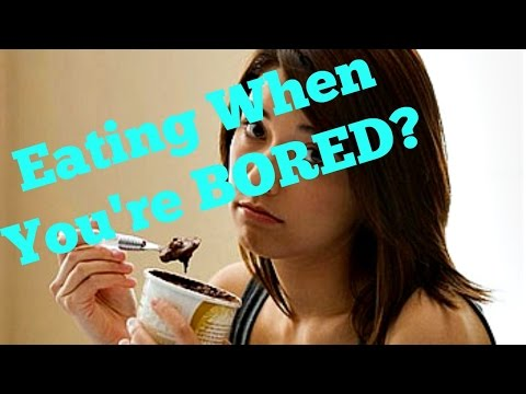 Normal Eating | Eating When You're Bored, Sad, Etc.